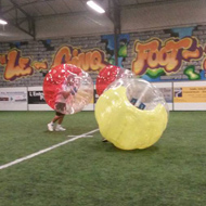 Bubble Foot 1 à Rodez