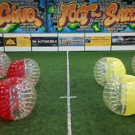 Bubble Foot 3 à Rodez